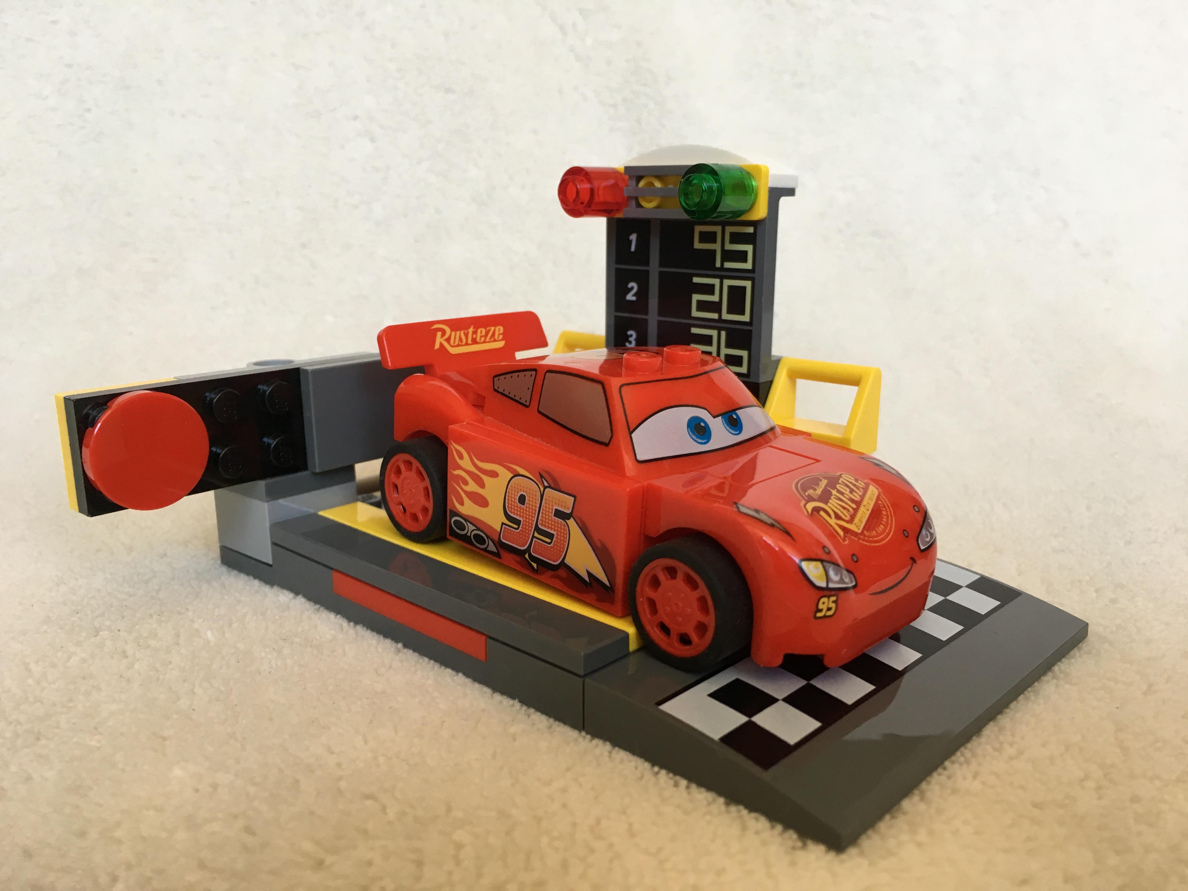 Lego Juniors Cars 3 Brick Geek